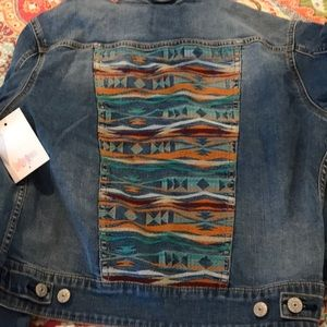 LuLaRoe denim jacket
